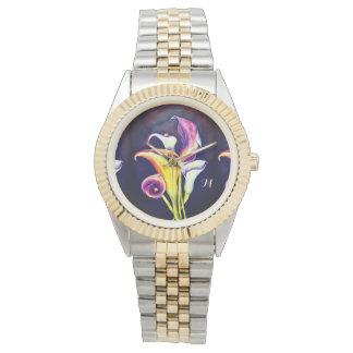 Calla Lillies Watch