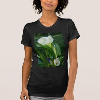 Calla Lillies (white) T-Shirt