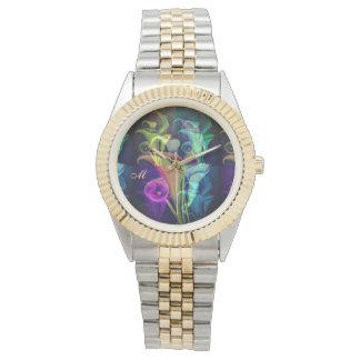 Calla Lillies Wrist Watches
