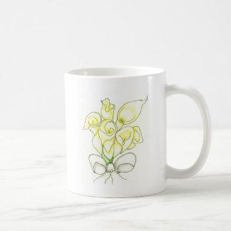 Calla Lilly Original Artwork Customizable gifts Mug