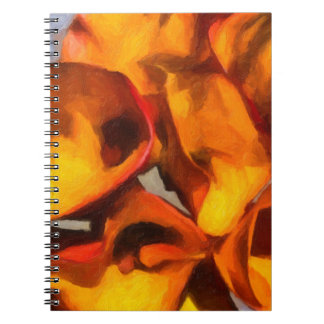 Calla Lily Bouquet Notebooks