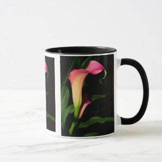 Calla Lily Flower Mug