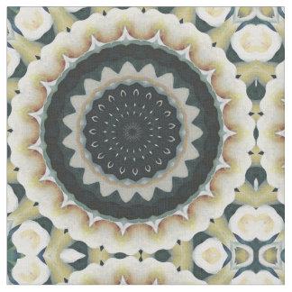 Calla Lily Mandala Fabric