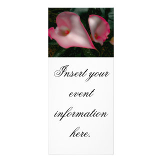 Calla Lily Rack Cards