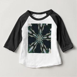 Calla Lily Star Kaleidoscope Baby T-Shirt