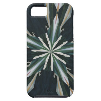 Calla Lily Star Kaleidoscope Case For The iPhone 5