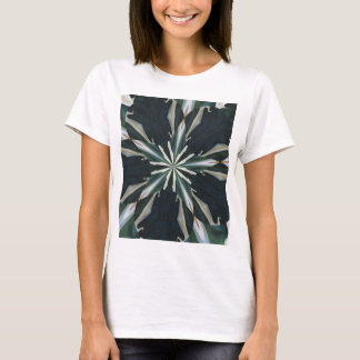 Calla Lily Star Kaleidoscope T-Shirt