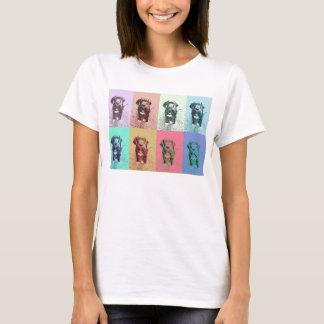 Calla multicolored T-Shirt