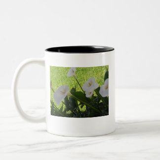 Calla or Easter Lily Mug