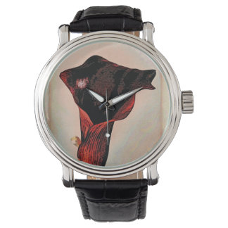 Calla (Red) Lily Watch