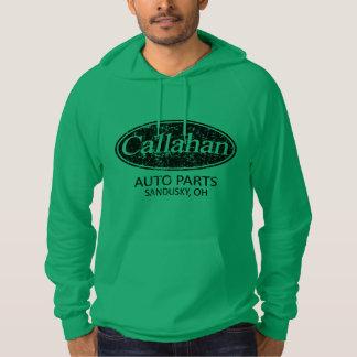 Callahan Auto Parts Retro Hoodie