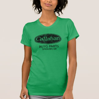 Callahan Auto Parts Retro T-Shirt