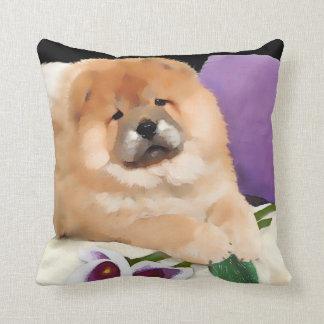 CALLIE heARTdog chow pillow