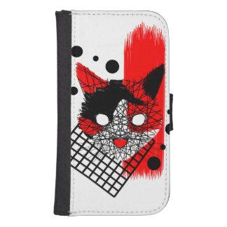 Callie Polka Samsung S4 Wallet Case