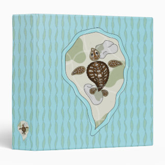Callie the Sea Turtle Binder