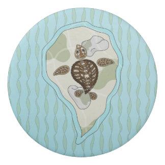 Callie the Sea Turtle Eraser