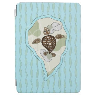 Callie the Sea Turtle iPad Cover