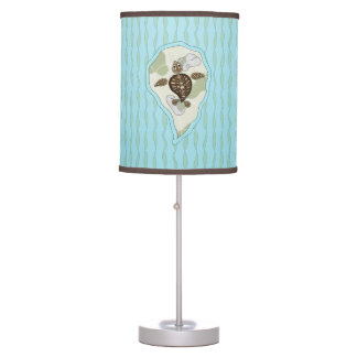Callie the Sea Turtle Lamp