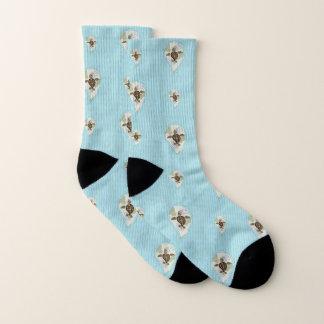 Callie the Sea Turtle Socks
