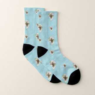Callie the Sea Turtle Socks 1