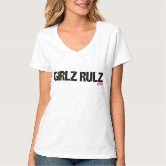 Calliefornia™-Girlz Rulz Tees