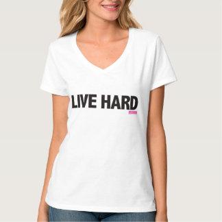 Calliefornia™-Live Hard Tee Shirts