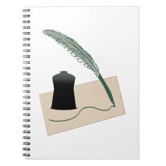 Calligrapher Instruments Notebook