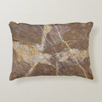 calligraphs on stone accent pillow