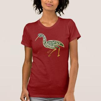 Calligraphy Bird T-Shirt