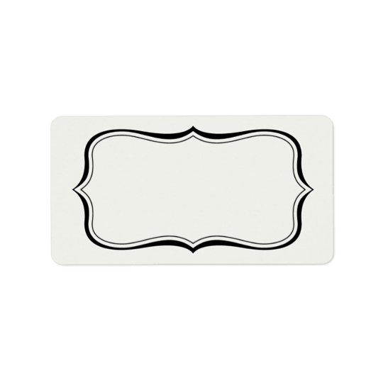 calligraphy frame border off