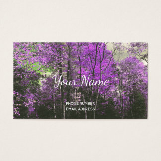 Calling Card Customizable to a Full Business Card