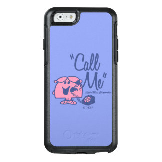 Calling Little Miss Chatterbox OtterBox iPhone 6/6s Case