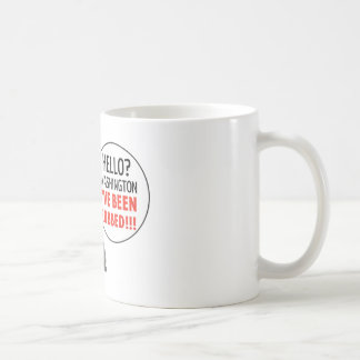 calling washington mug
