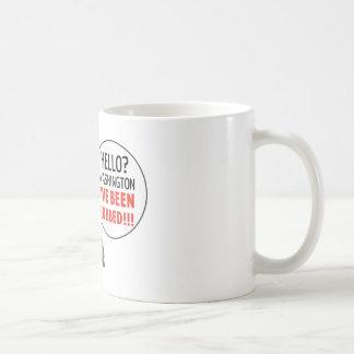 calling washington mug