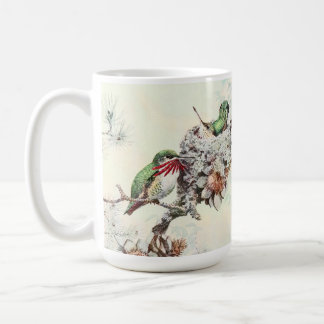 Calliope Hummingbird Birds Wildlife Animals Mug