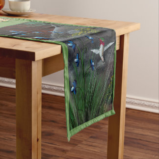 Calliope Hummingbird Table Runner