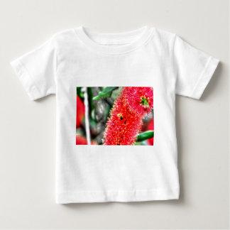 CALLISTEMON FLOWER AND BEE AUSTRALIA ART EFFECTS BABY T-Shirt