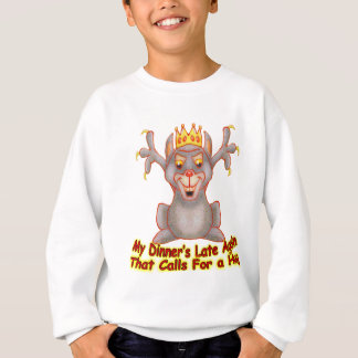 Calls For A Hug Sweatshirt