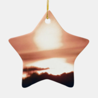 calm before storm.JPG Ceramic Star Ornament