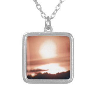 calm before storm.JPG Silver Plated Necklace