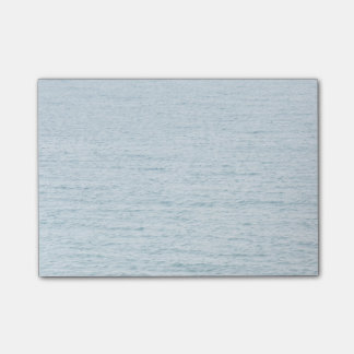 Calm Blue Sea Post-it® Notes