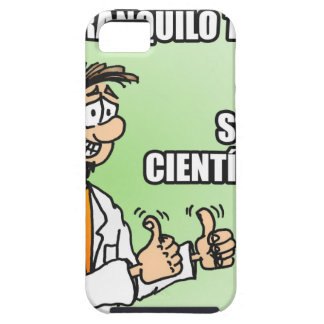 Calm cup uncle we are scientists iPhone 5 cover