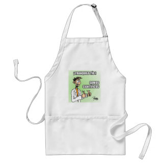 Calm cup uncle we are scientists standard apron