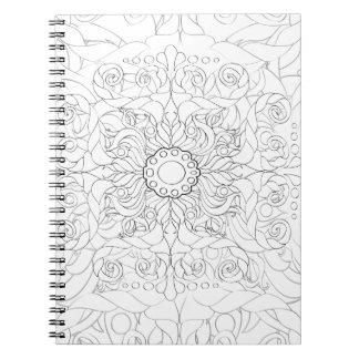Calm Down nr 17 Note Book