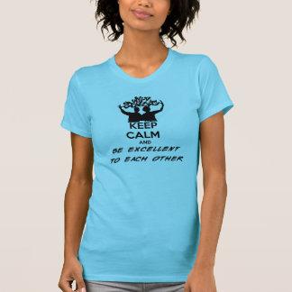 Calm & Excellent T-Shirt