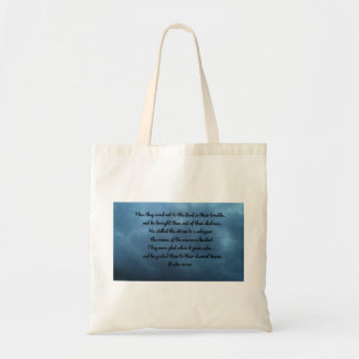 Calm in the Storm Tote Bag