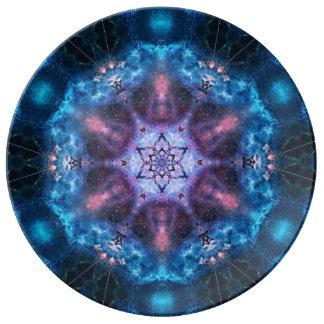 Calm Mandala Plate