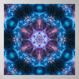 Calm Mandala Poster