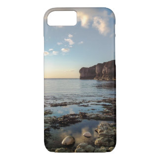 Calm morning by the sea iPhone 7 case