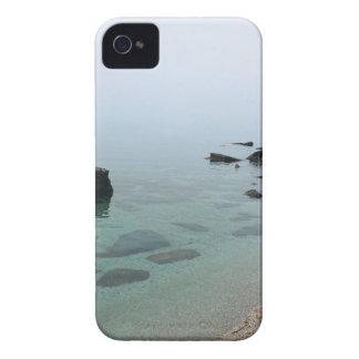 Calm ocean seascape, zen water photo Case-Mate iPhone 4 case